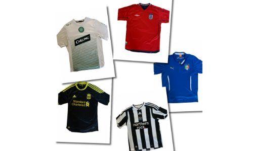 Fodbold trøjer