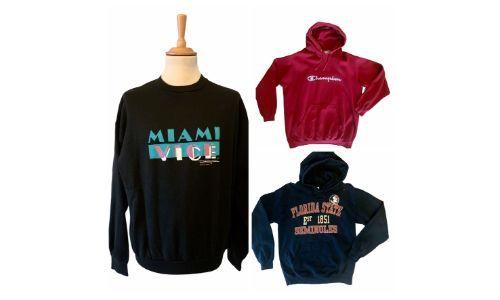 Sweatshirt og Hoodies